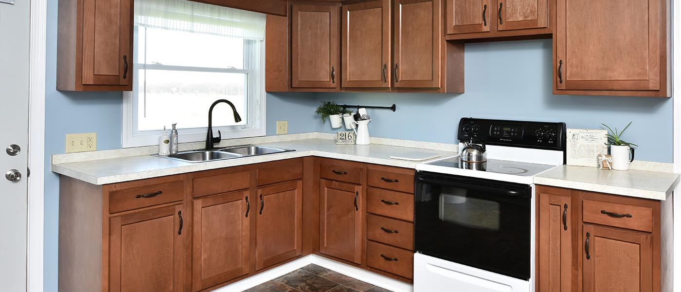 InStock Kitchen Cabinets Bathroom Vanities Wooster Orrville - Factory direct bathroom cabinets