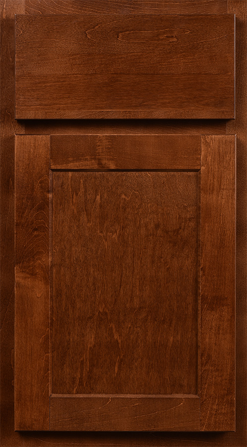 In-stock auburn maple vanity cabinets