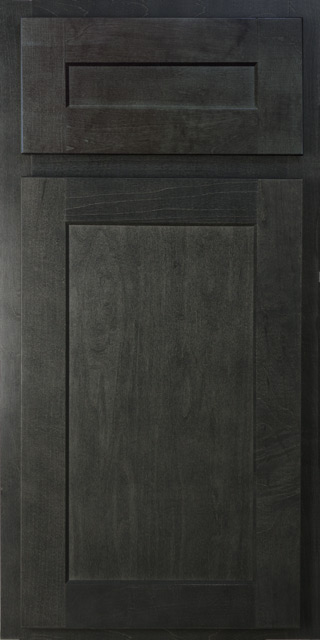 slate kitchen cabinets