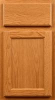 kountry oak vanity cabinets
