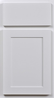painted white kitchen cabinets